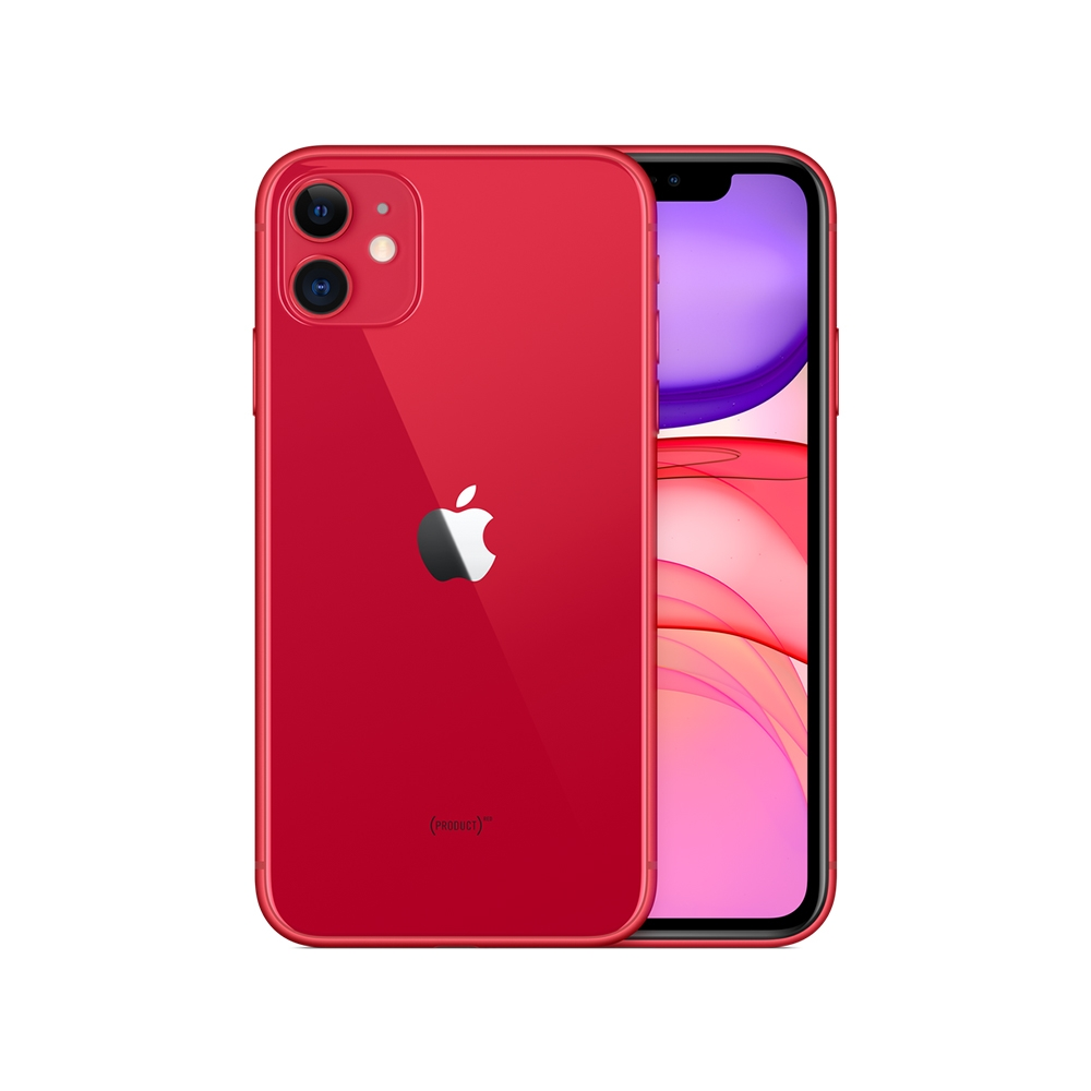 Apple iPhone 11 256GB Red with FaceTime