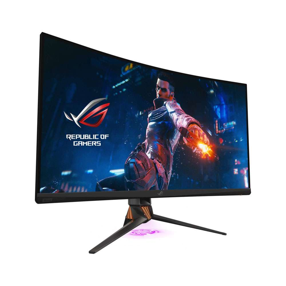 Asus 35 Inch ROG Swift PG35VQ Ultra-Wide HDR Gaming Monitor