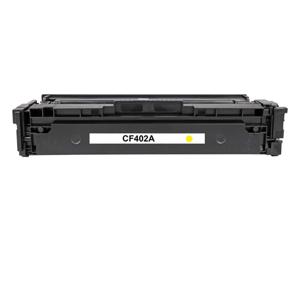 Compatible Toner Cartridge For HP Color LaserJet Pro M252dw, MFP274N And M277n Yellow - CF402A